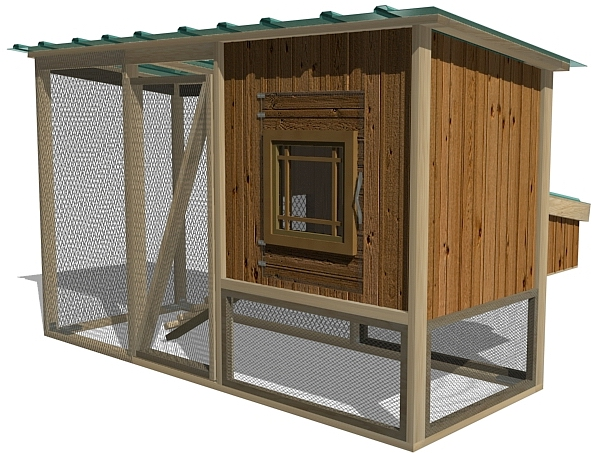 12 Chicken Coop Plans And Free 12 X 12 Chicken Coop Plans