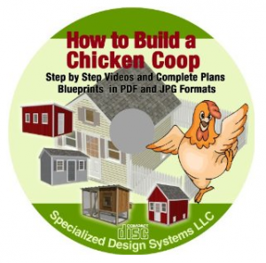 Chicken Coop Plans CD